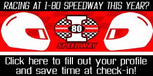 I-80 Speedway – Greenwood, Nebraska