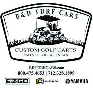 B & D Turf Cars